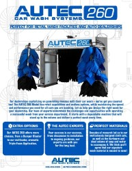 Florida car wash equipment convenience stores model 260