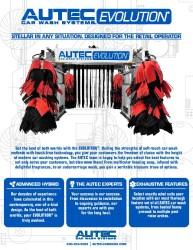 Florida car wash equipment AUTEC EV1 inbay express