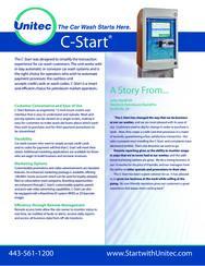florida car wash equipment pay station c-start
