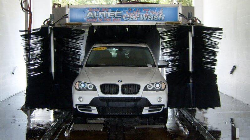 car wash auto dealers florida BMW