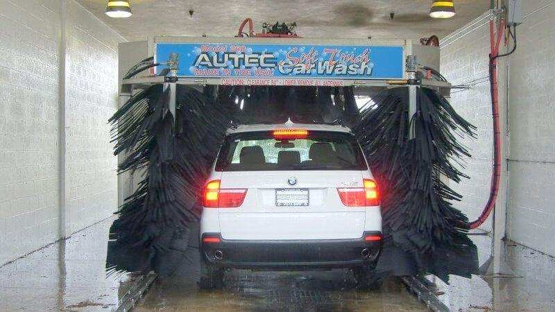 car wash auto dealers florida Lexus