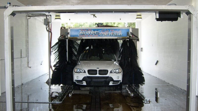 Florida auto dealer soft touch tunnel