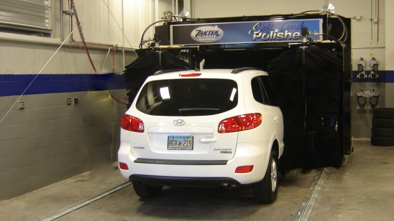 car wash photo Florida auto dealer polisher