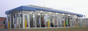 car wash service building in North Florida