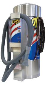 IVS 2400 vacuum florida car wash equipment